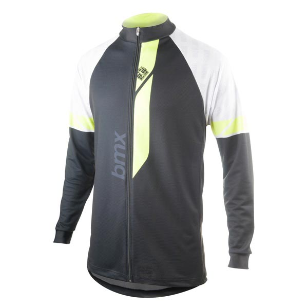 JERSEY BMX LS PROF (LONG ZIP)