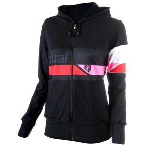 HOODED SWEATER ZIPPER TEMPEST WOMEN