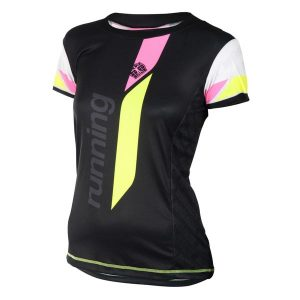 RUNNING SHIRT SHORT SLEEVES WOMEN