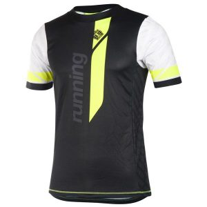 RUNNING SHIRT SHORT SLEEVES